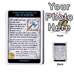 Warhammer Quest 2 By Kieren   Multi Purpose Cards (rectangle)   L3an5b4sp9nt   Www Artscow Com Front 11