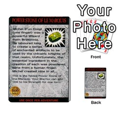 Warhammer Quest 2 By Kieren   Multi Purpose Cards (rectangle)   L3an5b4sp9nt   Www Artscow Com Front 38