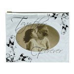 Together Forever Extra Large Cosmetic Bag - Cosmetic Bag (XL)