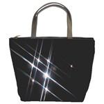 laser show1 bucket bag