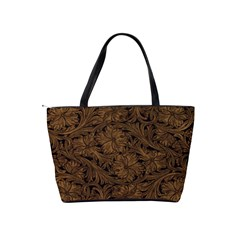 Tooled Leather4 By Bags n Brellas   Classic Shoulder Handbag   Uwtzb8l60mce   Www Artscow Com Back