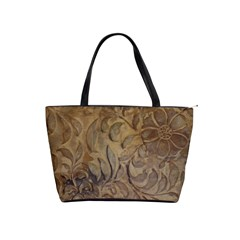 Tooled Leather2 By Bags n Brellas   Classic Shoulder Handbag   Zcihg87ats5y   Www Artscow Com Front