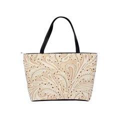Ivory Tooled Leather Shoulder Bag By Bags n Brellas   Classic Shoulder Handbag   Tmf6000392tu   Www Artscow Com Back