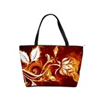 in flames shoulder bag - Classic Shoulder Handbag