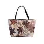 LEAVES1 shoulder bag - Classic Shoulder Handbag