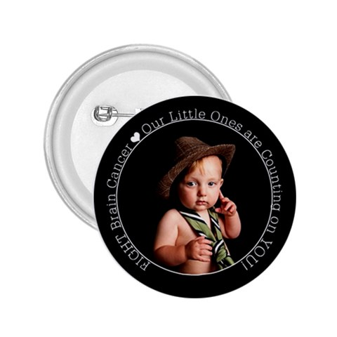 Fundraiser For Anthony By Diann   2 25  Button   600a6sv1ouwl   Www Artscow Com Front