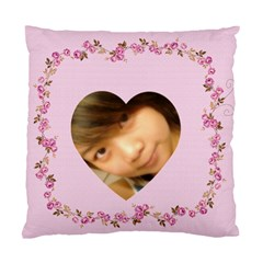 Pillow For Kim By Anh Trinh   Standard Cushion Case (two Sides)   Inh42a4ln657   Www Artscow Com Back