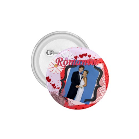 Wedding By Joely   1 75  Button   866nmmqvux7h   Www Artscow Com Front