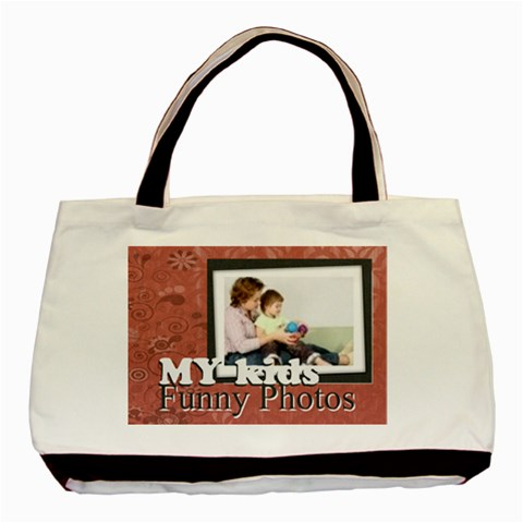 My Kids By Joely   Basic Tote Bag   8xdjkjvi5qhf   Www Artscow Com Front