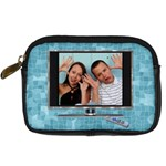 Tv Nuts Digital Camera Leather Case