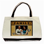 Family Love Classic Tote Bag - Basic Tote Bag