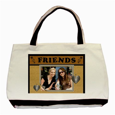 Friends Classic Tote Bag By Lil    Basic Tote Bag   Ks6txguwxl6c   Www Artscow Com Front