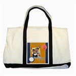 School life - Two Tone Tote Bag