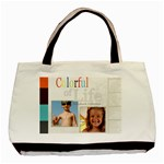Color life - Basic Tote Bag (Two Sides)