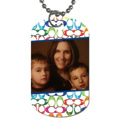 Coach Tags 2 By Randi L  Stanley   Dog Tag (two Sides)   T2zs51lhye3w   Www Artscow Com Front
