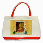 ABC kids - Classic Tote Bag (Red)