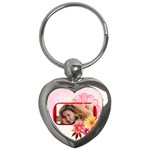 mothers day - Key Chain (Heart)