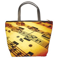 Sheet Music1 Bucket Bag By Bags n Brellas   Bucket Bag   8u8vyoi3soh2   Www Artscow Com Back