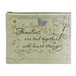 Families XL Cosmetic bag - Cosmetic Bag (XL)