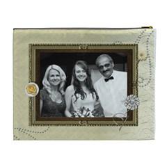 Families Xl Cosmetic Bag By Lil    Cosmetic Bag (xl)   Rorgqd1rl1ov   Www Artscow Com Back