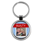 Guilty Round Key Chain - Key Chain (Round)