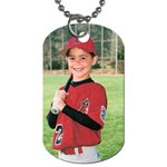 Angels Dog Tages - CW - Dog Tag (Two Sides)