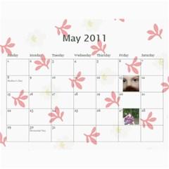 Calendar2011mama By Ludmil Totev   Wall Calendar 11  X 8 5  (12 Months)   Akfdy8jyzc78   Www Artscow Com May 2011