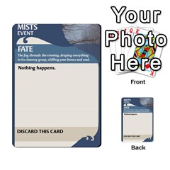 Named Tiles 2 By Ninjadorg   Multi Purpose Cards (rectangle)   Scsspou44lsf   Www Artscow Com Front 48