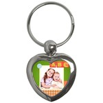 ABC - Key Chain (Heart)
