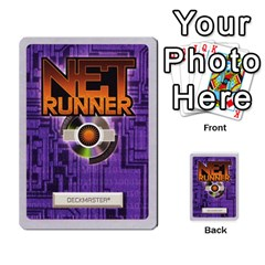 Open War   Corp Deck By Luis Gonzalez   Multi Purpose Cards (rectangle)   6fpfuyoomvs2   Www Artscow Com Back 2