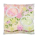 Flower pastel Cushion Case - Standard Cushion Case (One Side)