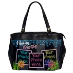 I love my mama purse - Oversize Office Handbag