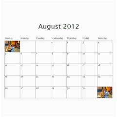 Harlem Calendar2012 By Cyril Gittens   Wall Calendar 11  X 8 5  (12 Months)   0la6aqyrpk2c   Www Artscow Com Aug 2012