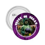 Trick or treat - Button - 2.25  Button