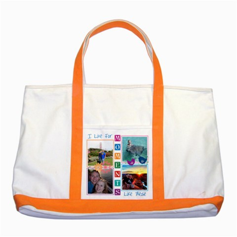 Mine By Digitalkeepsakes   Two Tone Tote Bag   Ku85snl7rgoq   Www Artscow Com Front
