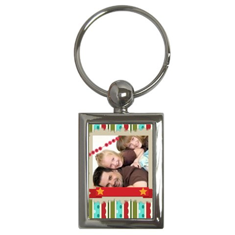 Good Girl By Joely   Key Chain (rectangle)   89669z9gzzla   Www Artscow Com Front