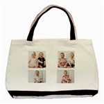 diana s mother s day bag - Basic Tote Bag (Two Sides)