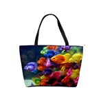 rainbow fish shoulder bag - Classic Shoulder Handbag