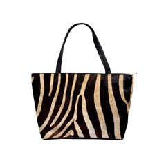 Zebra Shoulder Bag By Bags n Brellas   Classic Shoulder Handbag   L5mr8bjy8cnb   Www Artscow Com Front