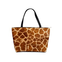 Giraffe Shoulder Bag By Bags n Brellas   Classic Shoulder Handbag   Es0nlbud1fun   Www Artscow Com Front