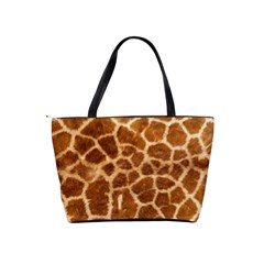 Giraffe Shoulder Bag By Bags n Brellas   Classic Shoulder Handbag   Es0nlbud1fun   Www Artscow Com Back