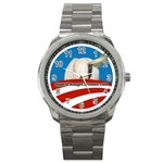 Hope n  Change Limited Edition Wristwatch  - Sport Metal Watch