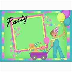 Birthday  Post Cards 2 By Jaimie Lanier   5  X 7  Photo Cards   T2wgldy39b64   Www Artscow Com 7 x5 Photo Card - 8