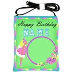 Birthday Name bag - Shoulder Sling Bag