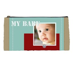 My Baby By Joely   Pencil Case   K7ziaq64meej   Www Artscow Com Front