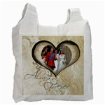 You & Me Always & Forever Recycle Bag - Recycle Bag (Two Side)