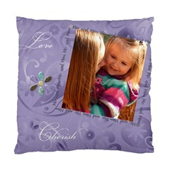 Kaiya s Pillow By Kacie   Standard Cushion Case (two Sides)   Idsnog3jrbuu   Www Artscow Com Front