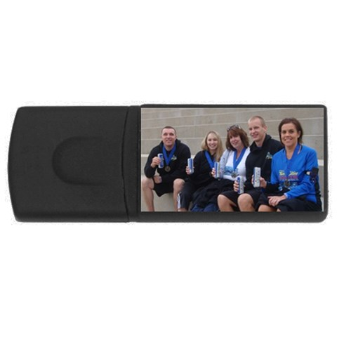 Chris  Usb Drive By Melissa   Usb Flash Drive Rectangular (1 Gb)   L9wepqlxkqn4   Www Artscow Com Front