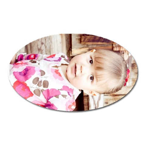 Sophie Oval By Sjinks Gmail Com   Magnet (oval)   A6euy6fnfkiy   Www Artscow Com Front