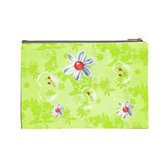 Summer Cosmetic Bag (l) By Elena Petrova   Cosmetic Bag (large)   30o2xae0h79v   Www Artscow Com Back